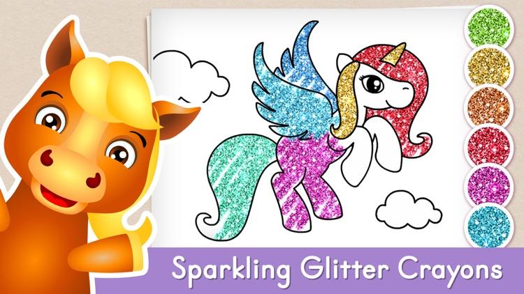 Tashi Coloring Games for Kids screenshot-3