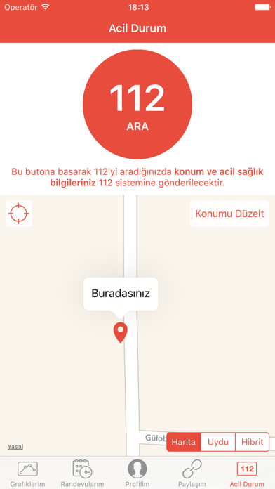 Screenshot for E-Nabız in Italy App Store