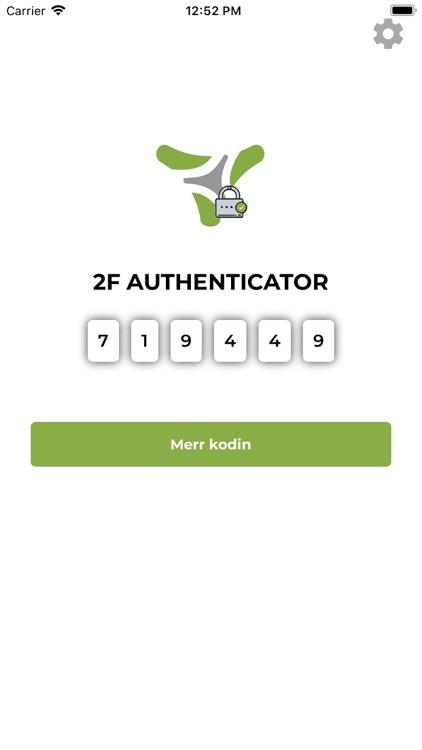 2F Authenticator screenshot-5