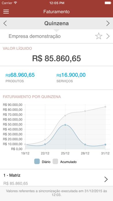 Gestão Empresarial | ERP screenshot one