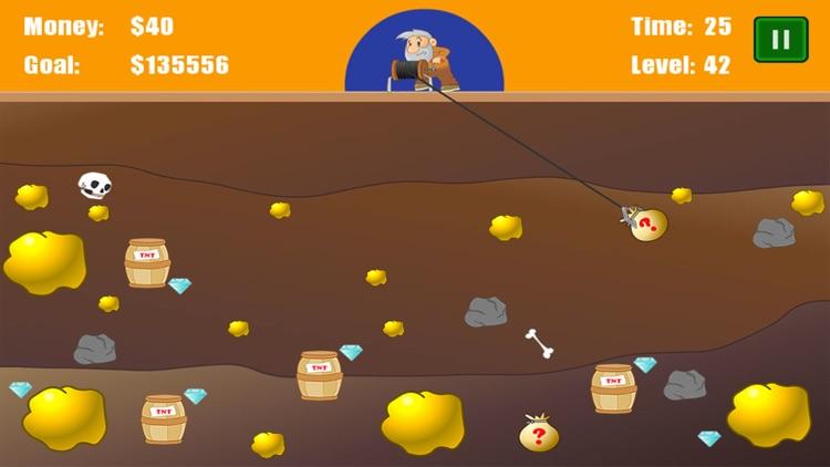 Gold Miner Legend Classic ! screenshot-4