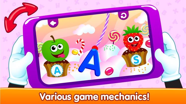 Alphabet! Phonics Games Kids! screenshot-4