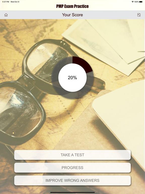 PMP Revision Aid screenshot 14