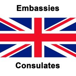 UK Embassies & Consulates