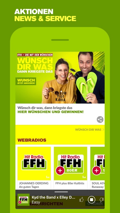 messages.download HIT RADIO FFH software