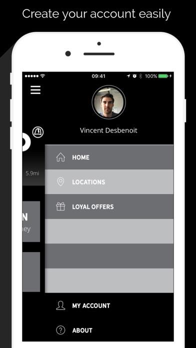 The Loyal App screenshot four