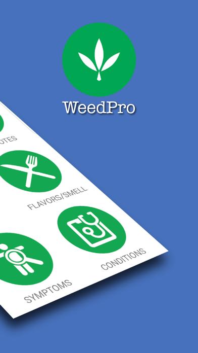 WeedPro: Cannabis Strain Guide screenshot two