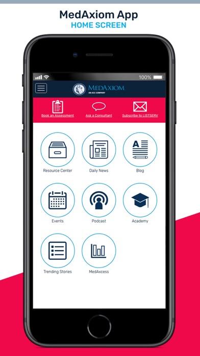 点击获取MedAxiom App