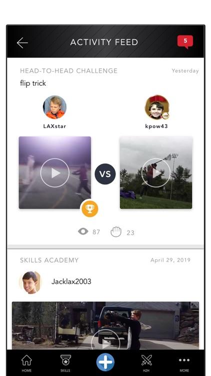 TopYa! Lacrosse screenshot-4