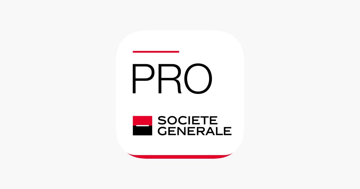 L Appli Pro Societe Generale Dans L App Store