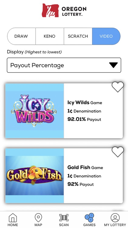 Oregon Lottery screenshot-3