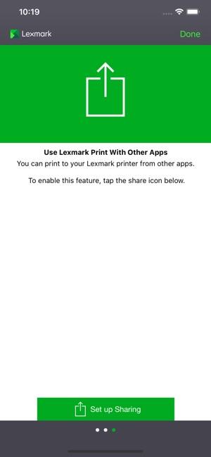Lexmark Mobile Print on the App Store