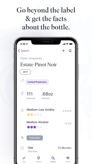 True Wine Screenshot