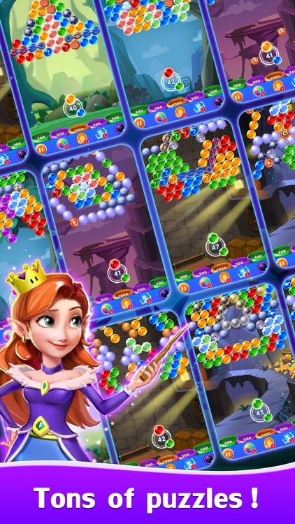 Bubble Shooter Legend screenshot-5
