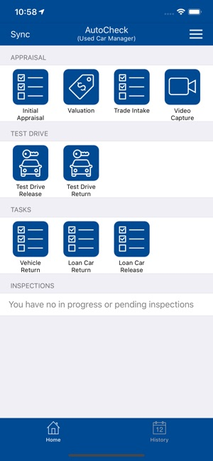 AutoCheck on the App Store