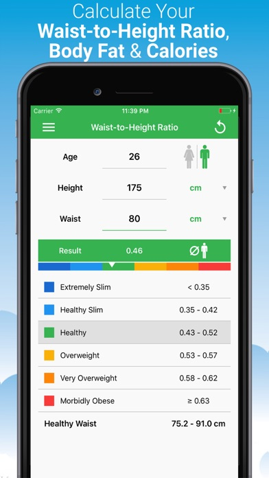 Tải về BMI Calculator-Weight Tracker cho Pc