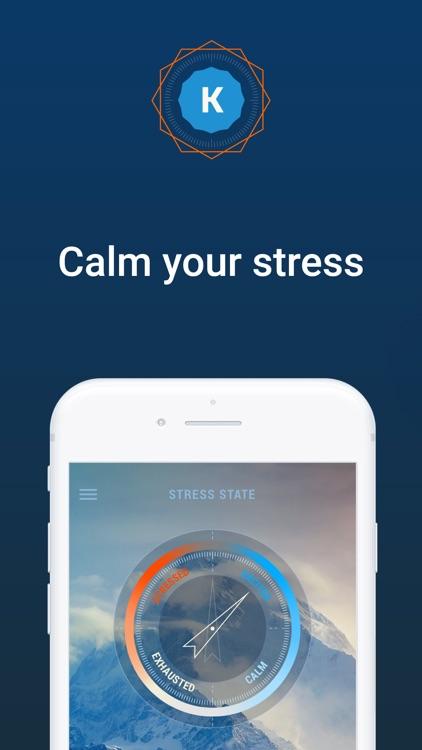 Stress Guide: Relax your heart screenshot-0