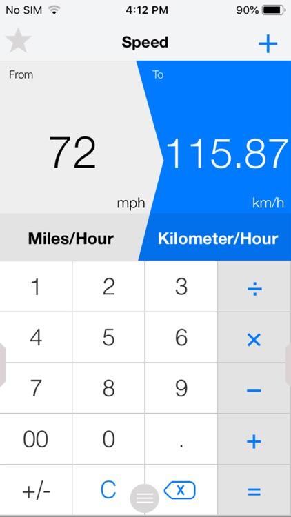 Conversion Calculator Units screenshot-7