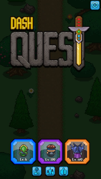 Dash Quest screenshot-7
