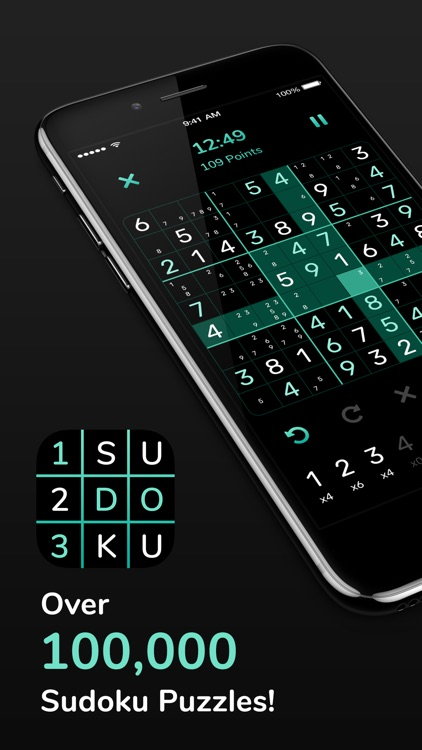 Sudoku Extreme - Number Puzzle screenshot-0