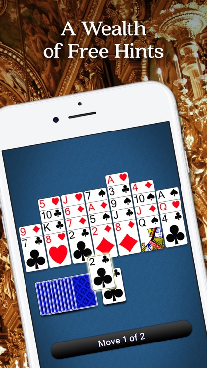 Crown Solitaire: Card Game screenshot-8