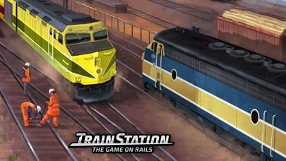 TrainStation - Game on Rails screenshot one