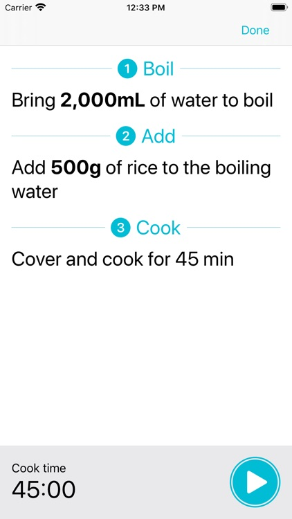 Rice Maker screenshot-4