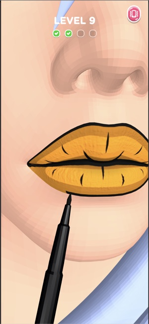 Lip Art 3d On The App Store