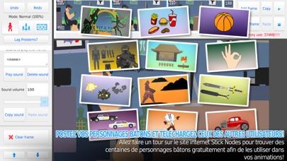Screenshot #3 pour Stick Nodes Pro - Animateur