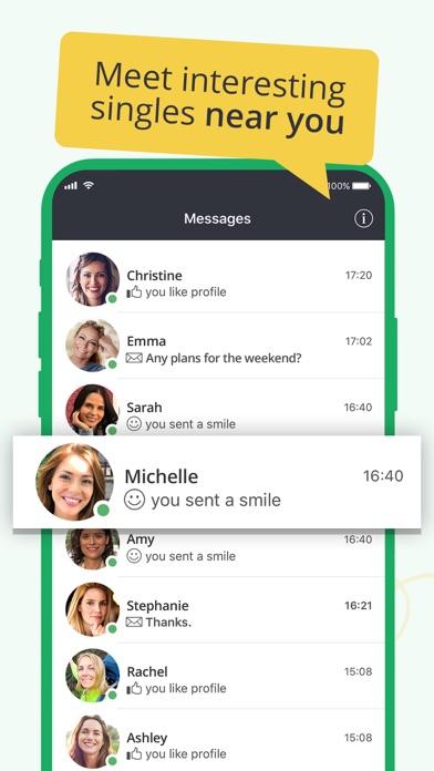 EliteSingles - Online Dating Screenshot
