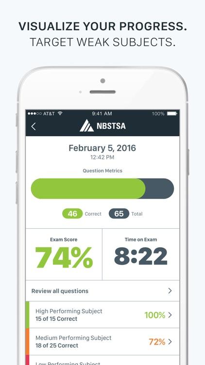 Official NBSTSA CST Exam Prep screenshot-3