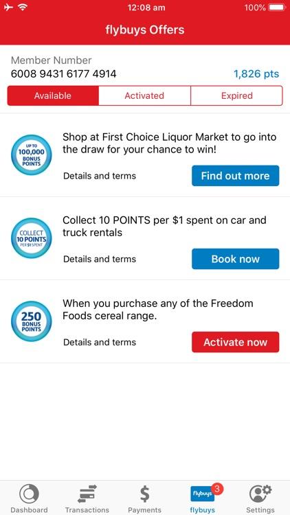Coles Mobile Wallet screenshot-3