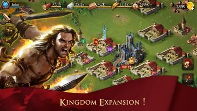 Rise of War: Eternal Heroes screenshot three