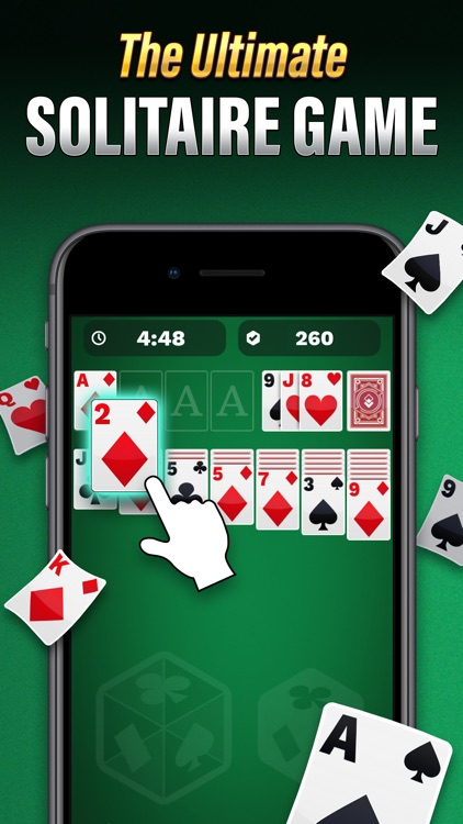 Solitaire Cube: Card Game screenshot-0