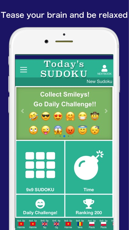Sudoku Easy — Number Puzzle