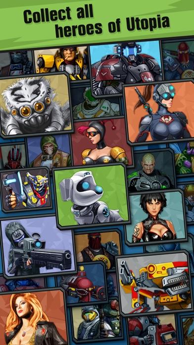 Evolution: Heroes of Utopia Screenshot