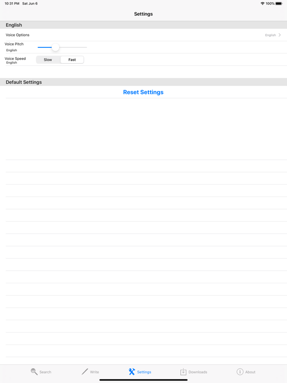 English Audio Dictionary Free - English To Simple English with Sound screenshot