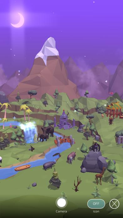 Solitaire Planet Zoo screenshot 3
