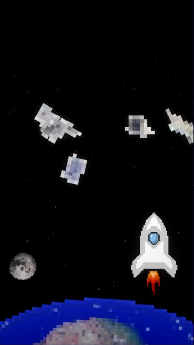 Space Debris 2019 - 窓用