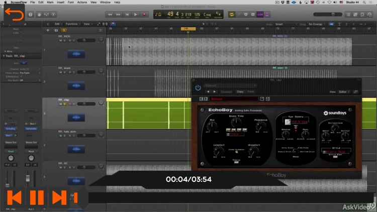 Mixing Dance Music Advanced screenshot-3