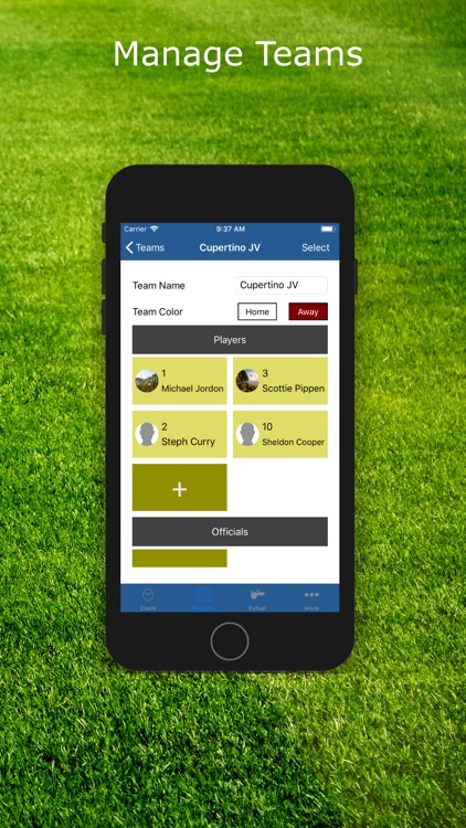 SFRef Soccer Referee Watch screenshot-9