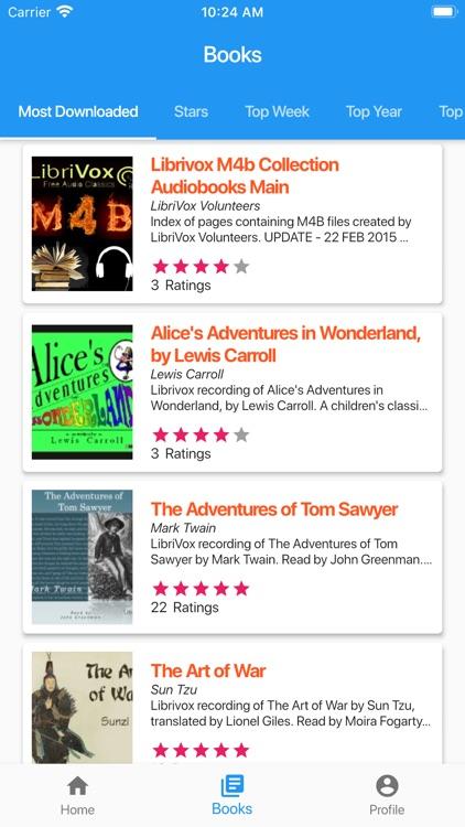 ABooks - Listening audio Books screenshot-4