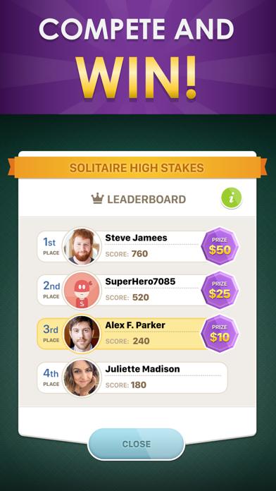 Solitaire Cash screenshot 2