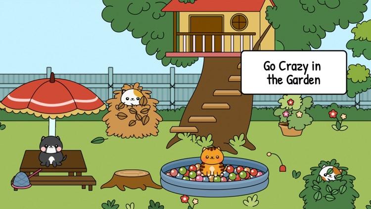 My Cat Town-Pet Games for Kids screenshot-4