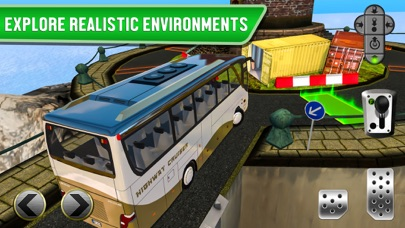 Screenshot from Ferry Port Car Parking Sim