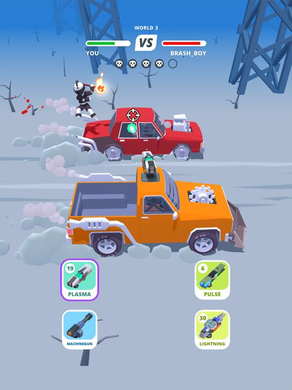 Desert Riders screenshot 8