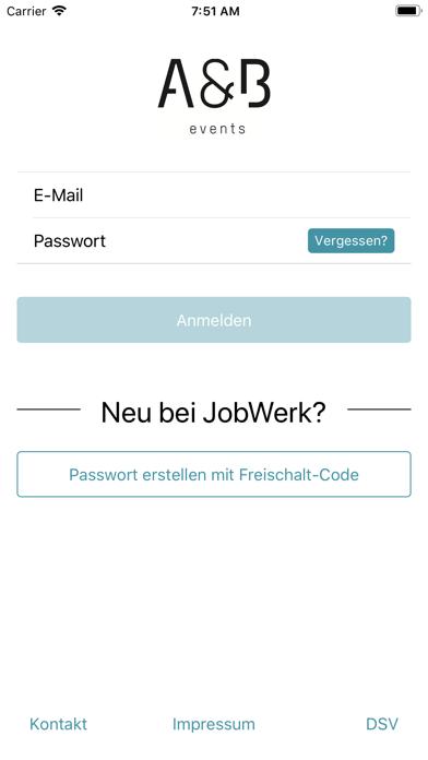 JobWerk screenshot 1
