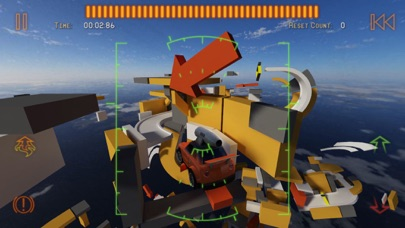 Screenshot from Jet Car Stunts 2