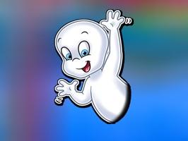 Ghost stickers & Casper! EMoji