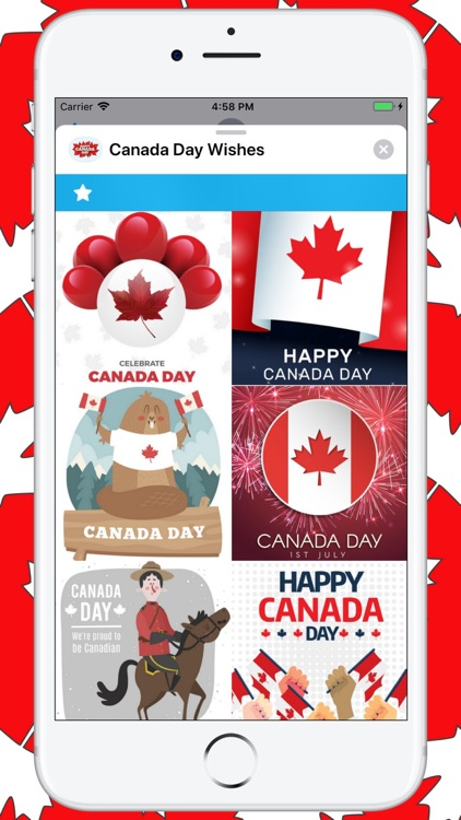 Canada Day Wishes screenshot-3